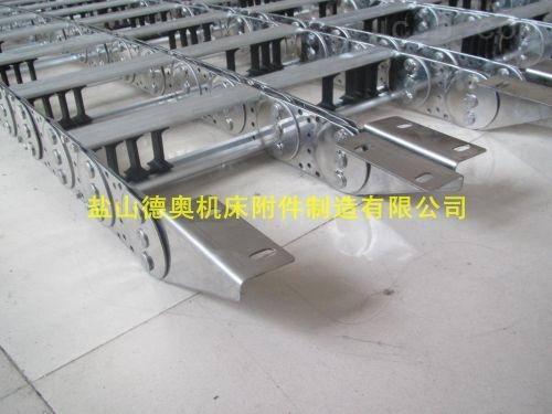 电缆线防护桥式钢制拖链厂家直销