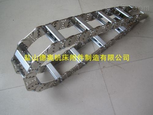 80升射芯机专用电缆钢制拖链直销厂家