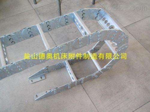 射芯机线缆移动钢制拖链生产厂家
