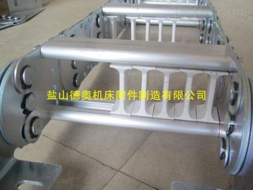 穿线框架式铁制拖链生产商
