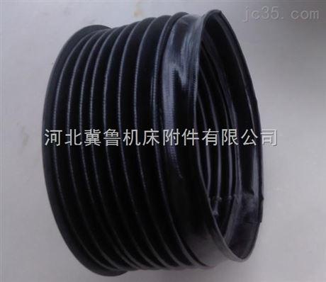 液压机械耐酸碱防尘油缸防护罩性能介绍