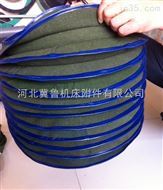 耐负压尼龙布伸缩油缸防护罩