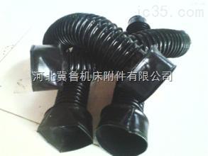 化工机械耐磨损尼龙布丝杠防护罩