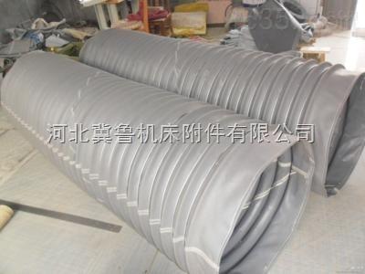 防止材料破损除尘三防布通风软连接