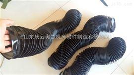 北京螺旋杆伸缩护罩 上海升降机防尘罩 重庆伸缩护套