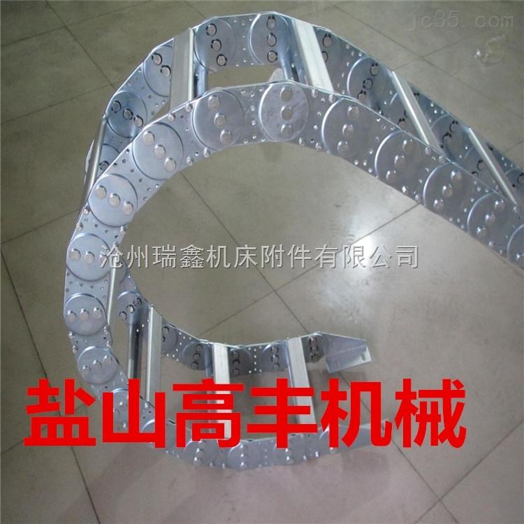 高质量尼龙坦克链、塑料、增强电线拖链