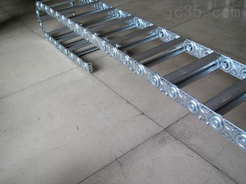 桥架式电缆钢制拖链