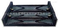 机床风琴式防护罩 舞台伸缩防护防尘罩 升降机防护罩