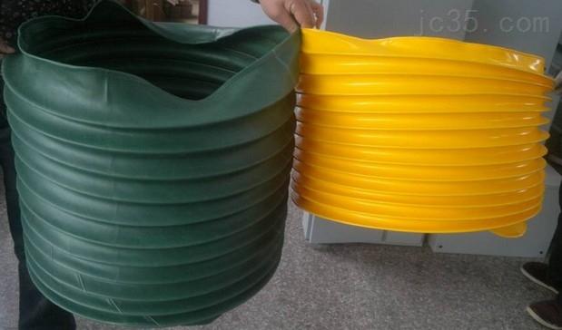 三防布高密度伸缩除尘油缸防护罩