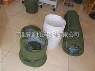 水泥输送伸缩布袋材质、特点