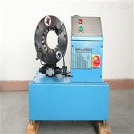 热荐缩管机,胶管缩管机,油管机,钢管扣管机,缩管机