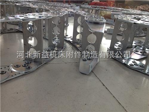 新能源打孔式电缆钢铝拖链厂家