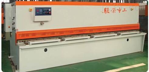 江苏南通QC12Y-6×3200数控液压摆式剪板机