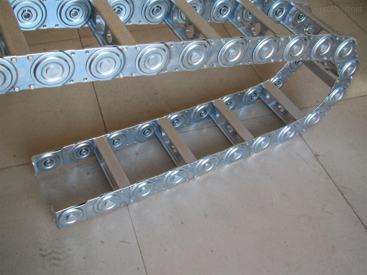 低噪音重型TL钢制拖链