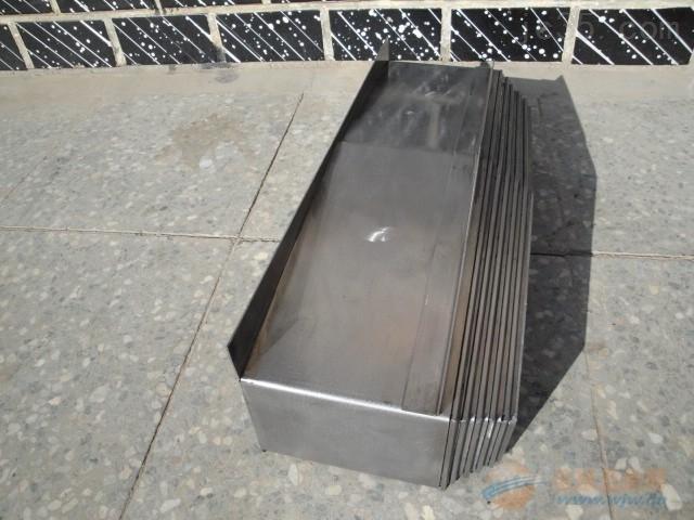 龙门加工中心钢板防护罩