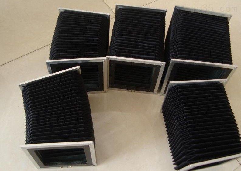 缝制式PVC骨架风琴防护罩