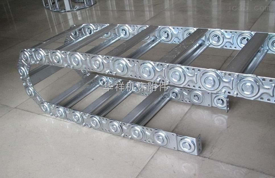 TL型液压油管钢铝拖链
