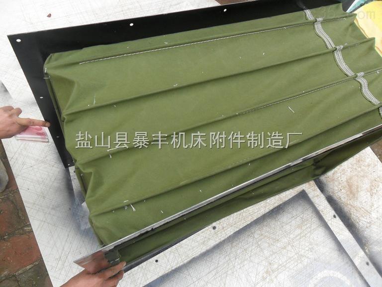 帆布通风软连接生产厂家