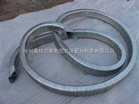 防腐蚀穿线矩形金属软管