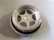 鋁合金外六角油面鏡