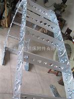 直销坦克链钢铝桥式拖链质