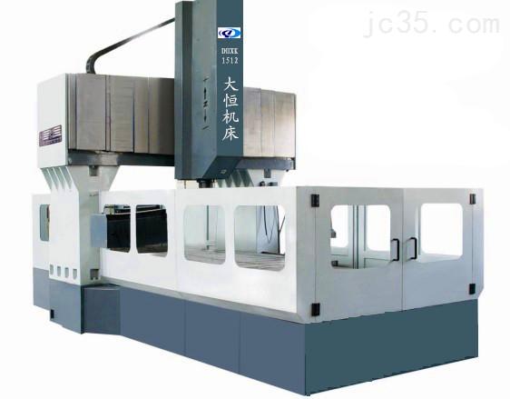 DHXK-1512线轨型-数控龙门铣床 -龙门铣床厂家