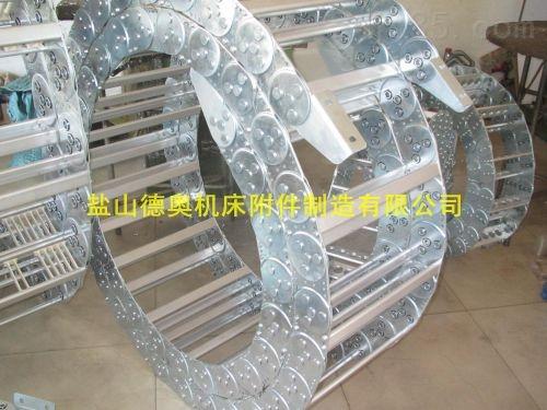 武汉桥式电缆钢制拖链薄利多销