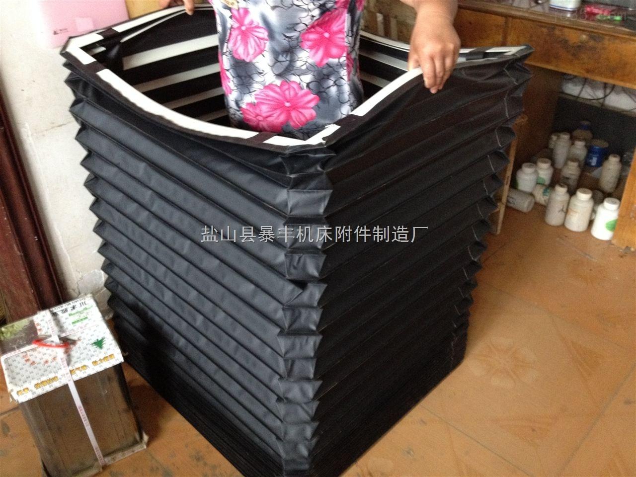 升降舞台专用防尘罩生产厂家,定做升降机防护罩