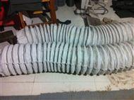 专业生产绿色帆布伸缩软连接通风除尘软连接
