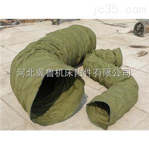 化工机械防腐除尘风道口帆布软连接