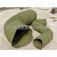 耐摩擦工业除尘帆布伸缩软连接