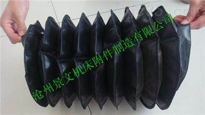 德阳刀刮布耐酸碱圆形油缸防尘罩优质生产厂