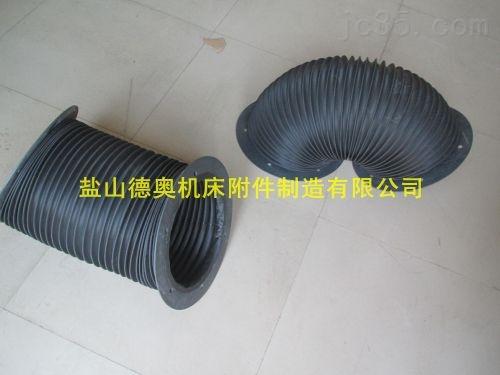"""供应""""DN450*2000波纹式伸缩丝杠防护罩""""生产厂家"""