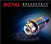 现货供应台湾罗翌ROYAL BT40-45°8000rpm 直径150MM加工中心主轴