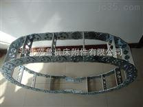 TL600、100工程穿线钢铝拖链
