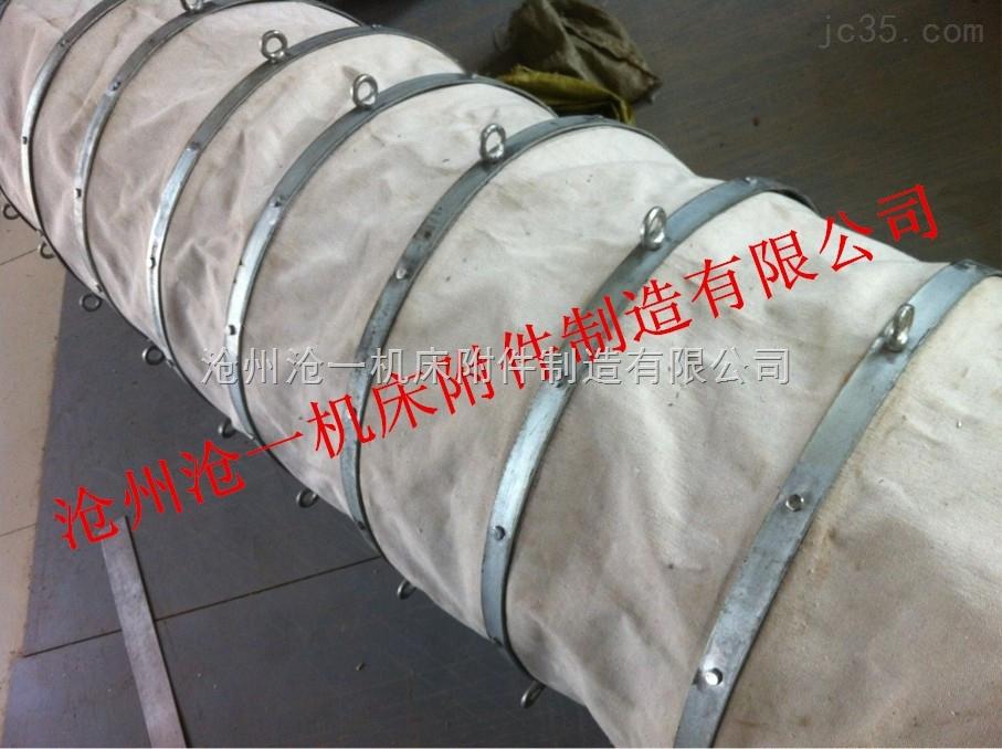 耐磨通风输送水泥吊环式布袋
