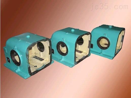 径向柱塞泵泵体