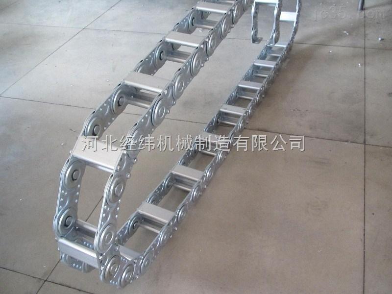 机床设备高速移动框架式钢制拖链