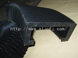 升降机风琴式防护罩 波纹导轨防护罩 机床导轨防护罩