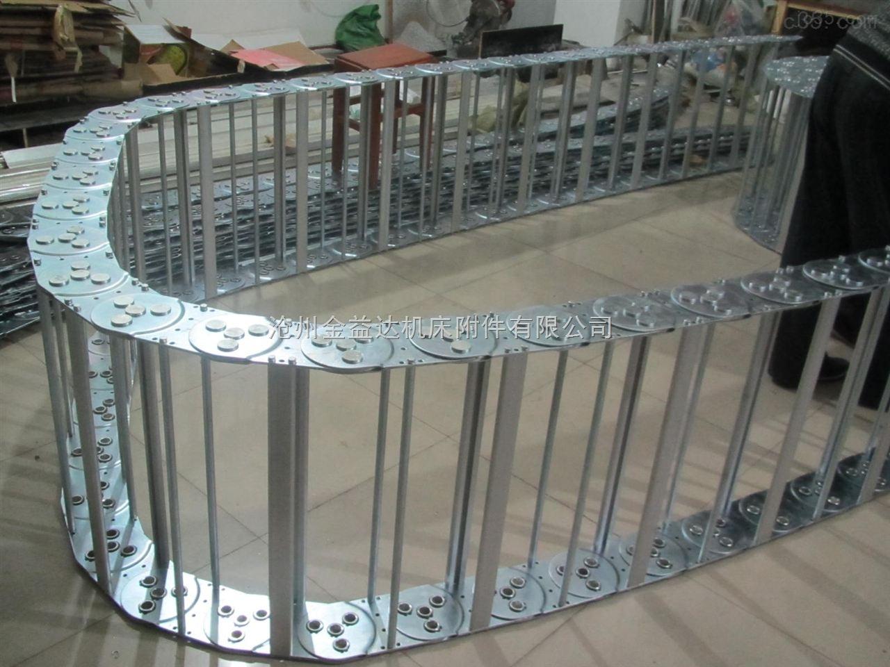 TL桥式钢铝拖链