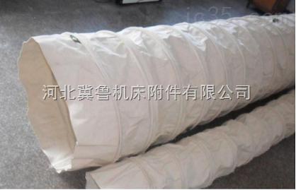 耐磨帆布粉尘颗粒输送软连接规格型号