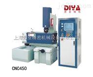 CNC450单牛头火花机