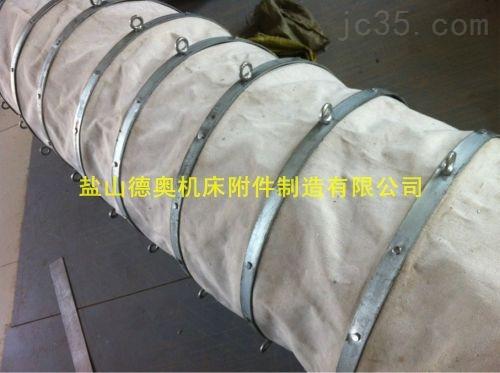 吊环式钢丝耐温水泥布袋