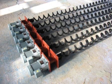螺旋式排屑输送机