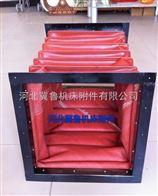 电机散热阻燃通风硅胶软连接直销