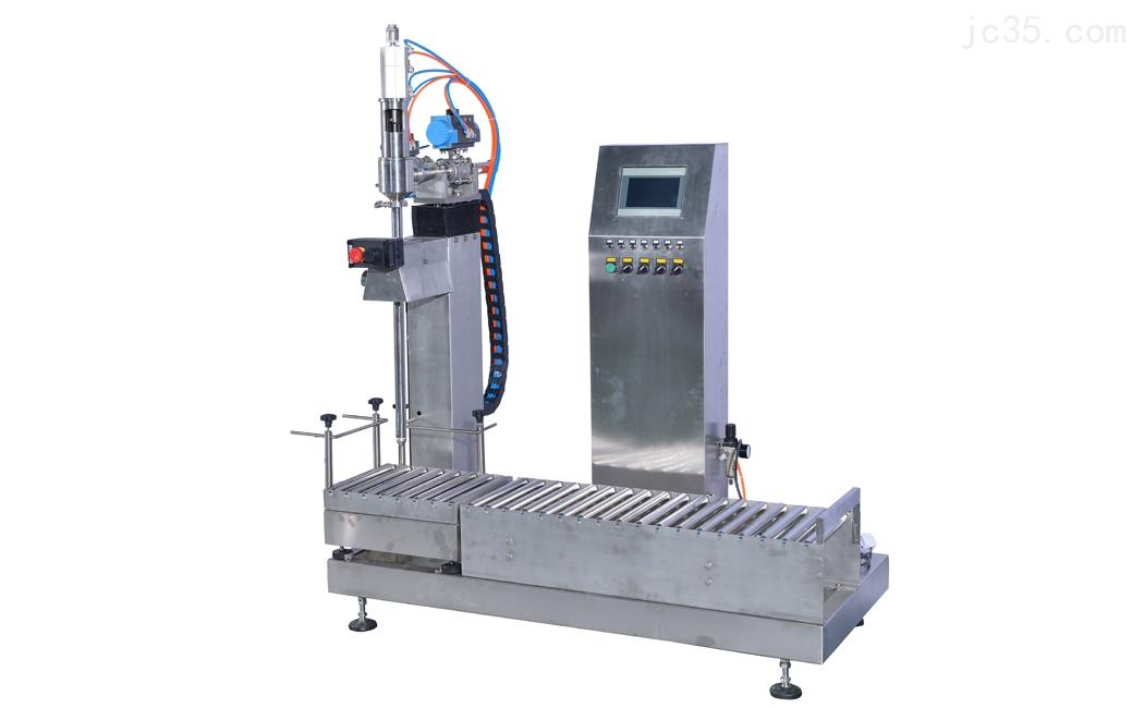 GAF-30系列长管式定量液体灌装机