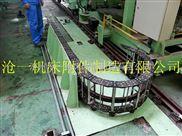 开槽机线缆穿线钢制拖链