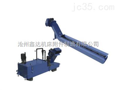 XDLG系列刮板式排屑機