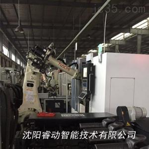 传动轴上下料机器人
