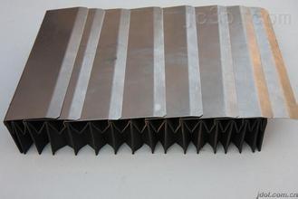 供应盔甲式不锈钢机床立护罩   KM机床防护罩